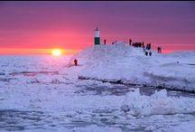 Winter Wonderland / The beauty of winter / by Sue Tasker
