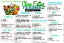 Clean Eating / by Leigh Ann Creech