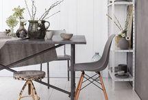 Dining room / by Saioa