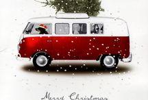 Illustrations - Winter Season