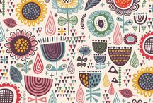Illustrations - Pattern