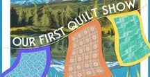 Mt. Hood Quilt Guild / Group board for members of the Mt. Hood Quilt Guild