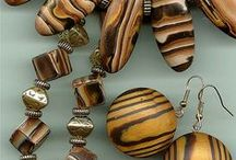 polymer clay ideas / bits & bobs of polymer clay that I like