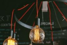Creative Decorative Pendant lighting / Make a statement on your ceiling!