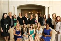 Women Changing Their World / JLLA women serving Los Angeles and others making an impact on their world