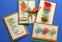 Sunshine Stamping Class Projects