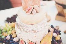 Cheese Wedding Cake Display