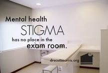 Mental Health / Promoting mental health is just as important as promoting bodily and spiritual health.