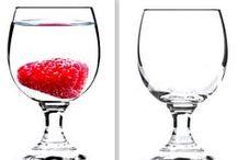 Kieliszki do wódki i likierów / Tablica przedstawia nasze propozycje do podawania znajomym wódki i likieru w świetnych i jakościowych kieliszkach. Idealne na prezent. Dostępne na www.vinetti.pl