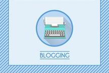 Blogging | Tips / Articles, tips and ideas for blogging for beginners to pros. Topics include content planning and creation, marketing, and making money through blogging.