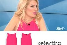 Celestino as seen on... Celebs / See who wore CELESTINO and get the look !
