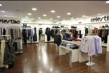 Celestino Stores / With over 40 stores in Greece, you will find one next to you. Happy Shopping!