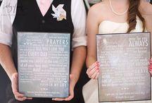 Wedding Details / by Deanne Mitchell