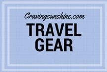 Travel Gear / We're Lauren & Kris. A British couple travelling the world in search of our perfect home. Check out the gear we have with us to make our trip that little bit easier!