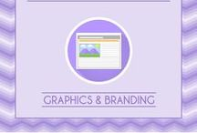 Blogging | Branding and Graphics / Tips, tutorials, and inspiration for creating brand identity and visual content for creative entrepreneurs and small business owners.