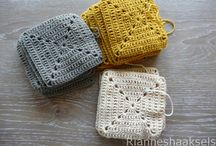 Granny Squares / A collection of granny squares and not quite squares