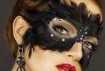 ☆ ✴☆ Masquerade Mask ☆ ✴☆ / Girls with Masquerade Mask