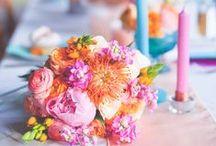 ubane Hochzeitsdeko - urban wedding / Ideen für eine urbane Hochzeitsdekoration im Industrial Stil