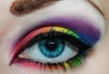 Eye Makeup Inspiration / Our favorite eye looks from across the web.  You can achieve these looks by shopping http://www.grcosmetics.com/
