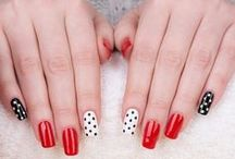 Nail Art Inspiration / Our favorite nail art from across the web. You can achieve these looks by shopping http://www.grcosmetics.com/