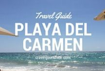 Travel: Playa Del Carmen / Hints and tips to make te most of your time in Playa Del Carmen, Mexico.