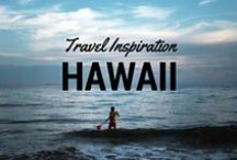 Hawaii Travel Inspiration / Hints & tips to help plan your trip to Hawaii.