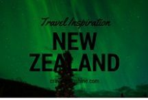 New Zealand Travel Inspiration / Hints & tips to plan your next trip to New Zealand.