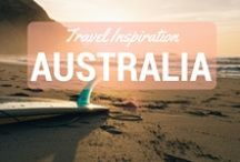 Australia Travel Inspiration / Hints and tips to plan your next trip to Oz