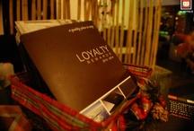 """qp Loyalty Rewards 2012 / Reunión y premiación a los clientes mas asiduos del hotel. Fiesta temática que llevó el nombre de """"Green Party"""", enfocada a hacer una reflexión sobre el problema latente que hoy en día muchos comentan: El calentamiento Global."""