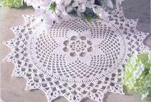 Crochet Doilies / by Sharon Lucas