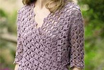 Crochet Cardigan and Jacket  Patterns / by Sharon Lucas