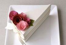 paper cakes / paper craft