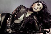 The Many Faces of Asian Beauties... / Asian models & actresses from China, Korea, Japan, USA, Canada, AmeriAsians, Euroasians, Mongolia,Bhutan, Nepal, Malaysia, Laos, Singapore / by Sandy Karasik