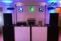 Wedding Dj  / Sound Solutions Dj offer lots of different PA and Lighting options for Weddings and Events