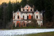 Sadness: Abandoned / Abandoned houses, hospitals, and other buildings
