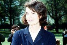 Elegant: Jackie / Jacqueline Kennedy is a classic elegant style.
