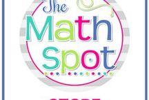 The Math Spot / My Own Products on Teachers Pay Teachers