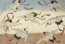 In Flight / Winged works from the collection