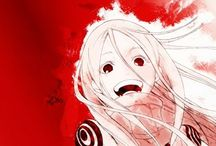 Deadman Wonderland / Ganta is the only survivor after a mysterious man in red slaughters a classroom full of teenagers. He's framed for the carnage, sentenced to die, and locked away in the most twisted prison ever built: Deadman Wonderland. And then it gets worse. At Deadman Wonderland, convicts are forced into brutal deathmatches for the amusement of the masses, the cheers of the crowd drowning out the screams of the dismembered.