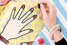 Nail art / Nails inspiration :)