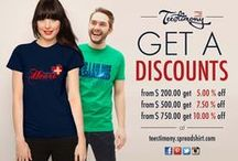 News, Promo and Discounts / Check out our news, promos and discounts that we'll be given away!