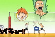 """Haikyuu!! / A chance event triggered Shouyou Hinata's love for volleyball. His club had no members, but somehow persevered and finally made it into its very first and final regular match of middle school, where it was steamrolled by Tobio Kageyama, a superstar player known as """"King of the Court."""" Vowing revenge, Hinata applied to the Karasuno High School volleyball club... only to come face-to-face with his hated rival, Kageyama!"""