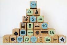 Adventskalender: 24 Überraschungen! / Jeden Tag eine kleine Überraschung - das bringt nicht nur Kinderaugen zum Leuchten. Wir haben kreative Ideen für handgemachte Adventskalender zusammengestellt. / by Stampin' Up! Deutschland / Österreich