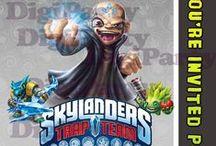 Skylander Party