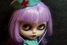 about the dolls / Dolls I love, doll ideas, doll clothes, doll houses.