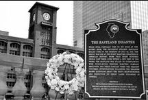 100th Anniversary Eastland Disaster Commemoration Weekend / EDHS is the official host of the Eastland Disaster's 100th Anniversary Commemoration Weekend from July 24-26, 2015.
