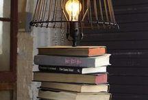 lampy,zegary