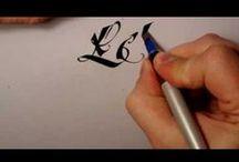 kaligrafia,przysłowia