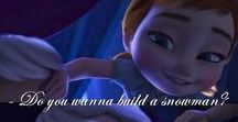 FROZEN - Quotes / Quotes from Frozen