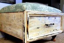 DIY: Furniture Projects / DIY and Upcycled Furniture Ideas